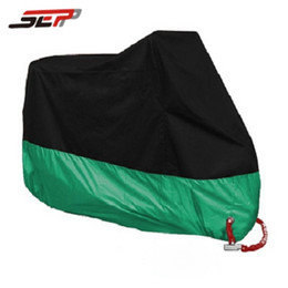 Green protector online shopping - Dark green M L XL XL XL XL universal Outdoor Uv Protector Bike Rain Dustproof for Scooter Covers waterproof Motorcycle cover