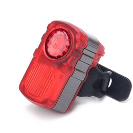 Wholesale XANES TL01 Bicycle Light LM Double Multicolor Light Modes USB Rechargeable Waterproof Warning Tailight Bike lights