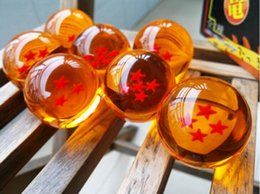 $enCountryForm.capitalKeyWord NZ - Zorn Store-Wholesale -Brand New animation dragonBall 7 stars Crystal Glass Ball set of 7pcs with Gift Box dragon ball Z Son Goku 42MM