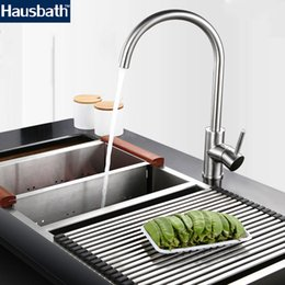 Quality kitchen taps online shopping - Kitchen Mixer Tap Sink Faucet Degree Rotating Water Tap High Quality Stainless Steel Deck Mounted Chrome Finished