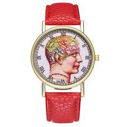 $enCountryForm.capitalKeyWord UK - GENBOLI 2018 Wrist Women T290 Luxury Men Women Leather Quartz Watch Wrist Watches Fashion Watch Fashion Bracelet Watches