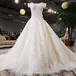 $enCountryForm.capitalKeyWord Australia - Simple Wedding Dresses For Wholesalers Sweetheart Off The Shoulder Beading Wedding Gowns China Factory Real Photos 2019 New Bridal Gown