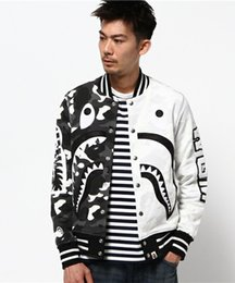053f2feb033 Новый бренд APE Sweatershirt с хлопком высокое качество Джастин Бибер  хип-хоп Мужская одежда Kanye West печати акула Пабло горячие дешевые продажа