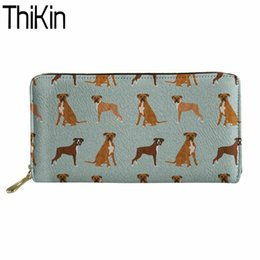 Coin Purses & Holders Luggage & Bags Thikin Large Capacity Travel Passport Cover Women Cute Corgi Printing Clutch Credit Card Holder Passport Wallet Purse Money Bag