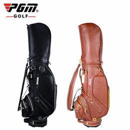 Wholesale Brand Pgm Standard Golf Bag For Women And Men Waterproof Durable Golf Bag Pu Leather Multifunctional Club Cover D0083