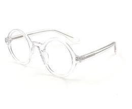 90b9c96aadf Fashion Vintage Round Myopia Eyewear High Quality Brand Designer Sunglasses  Street Hipster Eyeglasses Men Women Optical Glasses With Package
