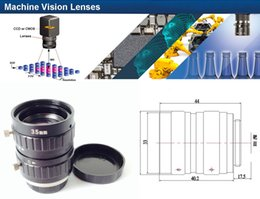 Wholesale 35mm Megapixel Industrial Inspection CCD Camera Lenses by DHL HK