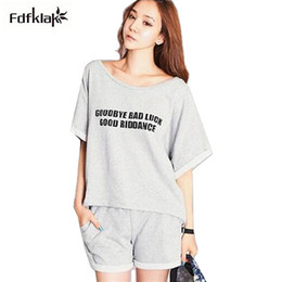 dde6e2734e8f Home clothes for women sleepwear shorts sets summer style pyjama femme  pijamas women s pajama large size pajamas for girls Q942