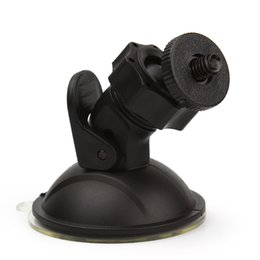 Dvr mount holDer online shopping - Car Mount Holder DV GPS Camera Stand r Auto Car DVR Holder Styling Mini Suction Cup Mount Tripod Holder