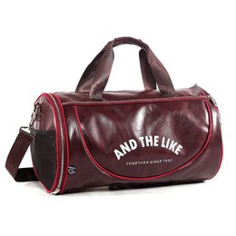 Discount luggages bag - Wholesale High Quality Duffel Bags Men and Women Travel Bags Shoulder Bag Casual Luggages Bags Large Capacity Sport Bag