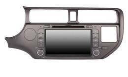 China Android 7.1 8.0 Car DVD Player gps navigation radio headunit auto for Kia Rio K3 2012~2016 octa 8 core 4g RAM 32g rom supplier kia k3 car suppliers