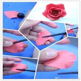 $enCountryForm.capitalKeyWord NZ - 4PCS Gigt Carved Pens Flower Modelling Tool Fondant Biscuits Gigt Molds For Kitchen Baking Gigt Decorating Tools