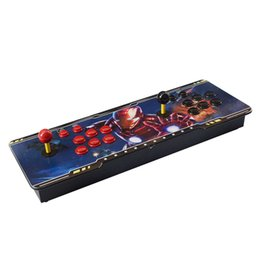 China The 3D Video Game Computer Play Station Pandoras Box 7PLUS Game Console Board With Arcade Joystick Game Console cheap joystick board suppliers