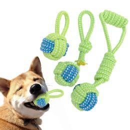 $enCountryForm.capitalKeyWord NZ - 2018 Multitudinous Pet Cotton Braided Toy Pet Knot Rope Dog Toy Interactive Durable Dog Chew Toys
