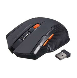 built computers NZ - Professional Wireless Mouse 1200DPI 2.4G Gaming Mouse Laser Mouse Gamer Silence Built-in Battery Computer Mice For PC Laptop