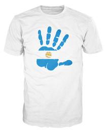 $enCountryForm.capitalKeyWord NZ - Argentina Flag Palm National Olympics Sports Fan T-Shirt T-shirt Men Summer Short Sleeve Thanksgiving Day Custom Plus Size Couple T-shirts