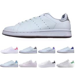 5eb9a1d1a4c 2019 new Raf Simons Stan Smith Spring Copper White Pink Black Fashion Shoe  Man Casual designer brand woman man shoes Flats Sneakers 36-44