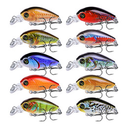 hard baits crankbaits fishing lures Australia - Crankbaits Set Fishing Hard Baits Swimbaits Boat Ocean Topwater Lures Kit Fishing Tackle Minnow Vib for Trout Bass Perch
