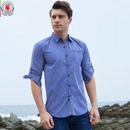 $enCountryForm.capitalKeyWord Canada - New Arrival Brand Men's Shirt Striped Long Sleeve Plaid Shirts Mens Dress Shirt Brand Casual Denim Style Printing Shirts 108