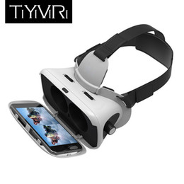 9d22a75e1a05 VR Headset Virtual Reality VR Glasses Google Cardboard 3D Glasses  Smartphone Headset for Iphone Android 4.7-6.0 Phone