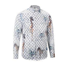 Chinese  2018 all new autunno Mens Designer Shirts Autunno inverno Harajuku Medusa sociale Moda Plaid Camicie casual da uomo manica lunga camicetta manufacturers