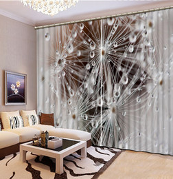 Customize Modern Grommet Curtains For Living Room European Style Curtain Kitchen Window Photo