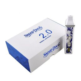 Snoop dog dry herb kitS online shopping - Cheap Snoopy Dog V2 Dry Herb Herbal Vaporizer Starter Kits Snoop Pen White Pro Dogg Electronic Cigarette Kit Smoking