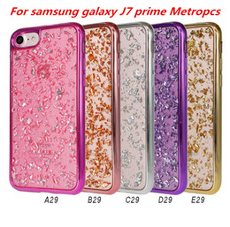 Apple iphone pictures online shopping - TPU Armor For LG stylo plus Metropcs For samsung galaxy J7 prime Metropcs Electroplating Pictures And Drop Glue TPU Back Cover C