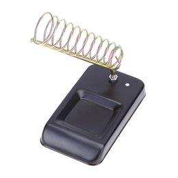 Katı metal taban lehimleme demir braketi standı tutucu destek lehimleme demir çerçeve kaynak ekipmanları
