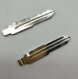 $enCountryForm.capitalKeyWord Australia - 10Pcs lot Best Replacement Flip Blade Car Key blank For Mitsubishi Lancer Galant Outlander NO.62