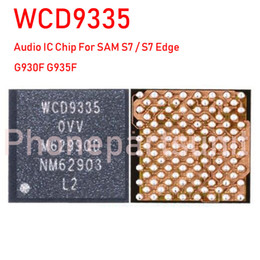 Ic Chips Wholesale Australia - 5pcs lot Original New WCD9335 Ringer IC For Samsung Galaxy S7 G930F S7 Edge G935F Audio IC Chip Xiaomi 5 WTR3925 WTR4905-1vv 0VV MAX98506BEW