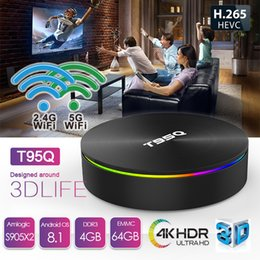 Facebook For android online shopping - Best Value Android TV Box Smart S905X2 Quad Core GB GB Android Multimedia Box For TV G AC Wifi P K Media Player Sunvell T95Q