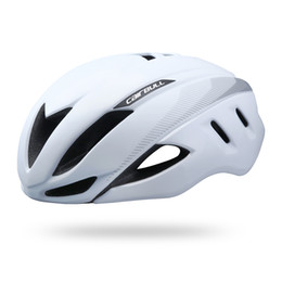 race bmx bikes UK - Ultralight Tour de France Cycle Race City Road Bicycle Helmets In-mold BMX Mens Cycling Helmet Mountain Protection Bike Helmet
