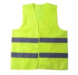 $enCountryForm.capitalKeyWord NZ - New High Visibility Working Safety Construction Vest Warning Reflective traffic working Vest Green Reflective Safety Clothing 300pcs