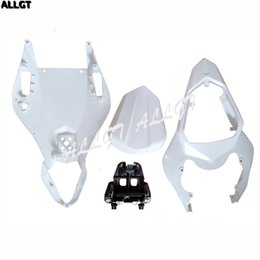 r6 cover 2019 - Unpainted Rear Seat Cover Tail Section Fairing Cowl For Yamaha YZF R6 2006 2007 cheap r6 cover