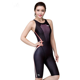 3d2759f01c2 Racing Swimsuits UK - Women  S Swimsuits Sharkskin Racing Swimwear Women  Swimsuit For Girls One