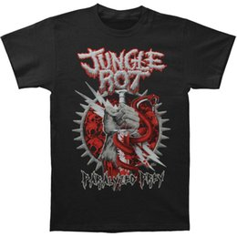 $enCountryForm.capitalKeyWord Canada - 2018 New Summer Men Hot Sale Fashion Jungle Rot Men's Paralyzed Prey T-shirt Size S To 3XLT Shirt Summer Famous Clothing
