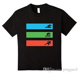 $enCountryForm.capitalKeyWord UK - TRIATHLON T SHIRT SWIMing BIKEing RUNer SHIRTS Tri Gear Summer Short Sleeves Cotton Fashiont Shirt Tops Male Tee Shirts Men