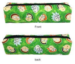 Box student pencil online shopping - Cartoon Pencil Bags Fortnite Unicorn QQ Emoji Harry Potter Print Pencil Case Kids Students Stationery Box Storage Bag Kids Purse Colors