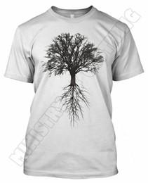 Tee Designs NZ - Tree Tshirt Tree Of Life Hippie Wicca Pagan Druid Yoga Buddhism New Mens Womens Tee Shirt Men's Designed White Short Sleeve Custom Plus