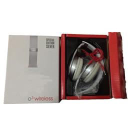 AAA + Qualité SoL3 Sans Fil Casque Stéréo Bluetooth Casques écouteurs avec Micro Écouteur Soutien TF Carte Pour iPhone Samsung So3 Slo3