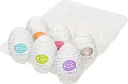 熱い販売Tenga男性オナニー卵のセックスのおもちゃシリコーンの猫の卵のポケットオナニー680009-2