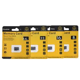 Cloudisk 32 ГБ Micro SD карты 64 ГБ 8 ГБ 16 ГБ Extreme Pro MicroSD карты профессиональный 1080P Full HD видео съемки Бесплатная доставка