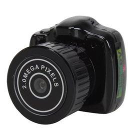Wholesale Small Cameras NZ - Y2000 Mini Camera Smallest Pocket Camera Mini DV Recorder Micro DVR Video Camera Portable Webcam With Keychain