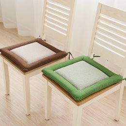 Green Office Chairs Australia - Hot Selling Japan Style Seat Cushion,Thicken Cushions for Sofas Chair Car Seat Back Cushion,Office Chair Pad Cushions Home DecorHot Selling