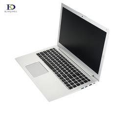 Intel I7 black online shopping - 15 inch UltraSlim Laptop with Backlit keyboard Metal Case Bluetooth Intel Core i7 U Dual Core Netbook Computer G RAM G