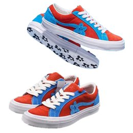 e186328747ea New Tyler casual shoes The Creator One Star shoes Golf Le Fleur mens  designer Sneaker kanye west two tone platform sneakers