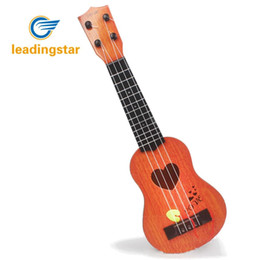 Toy String Instruments Australia - LeadingStar 4 Strings Children Simulation Playable Ukulele Guitar Educational Music Instruments Toy Gifts for Beginners ZK30