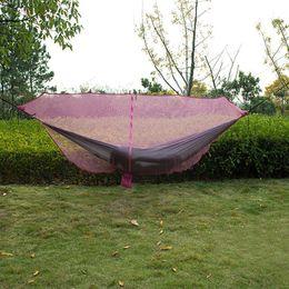 swing mesh 2019 - Outdoor Camping Hiking Mesh Mosquito Net for Double Hammock Hanging Bed Swing Equipment TB Sale cheap swing mesh