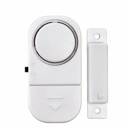 $enCountryForm.capitalKeyWord Australia - Wireless Home Window Door Burglar Security Alarm System 95dB Magnetic Sensor for Home Security System